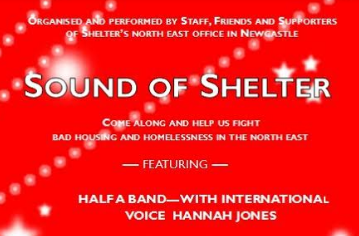 The Sound Of Shelter This Thursday