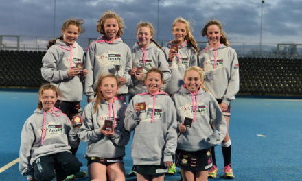 Back-to-Back National Titles for Cundall Girls