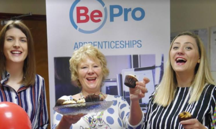 Apprenticeships Boom Means Office Growth for North East Training Provider