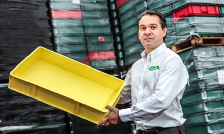 Plastics firm is boxing clever as pallets business picks up