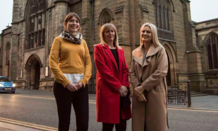 Businesses sponsor Christmas at the Cathedral