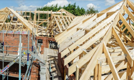 NYTimber Delivers 99 Roof Trusses to Create Complex Roof for Self-Build