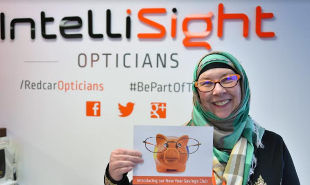 Redcar Opticians launches industry first savings scheme