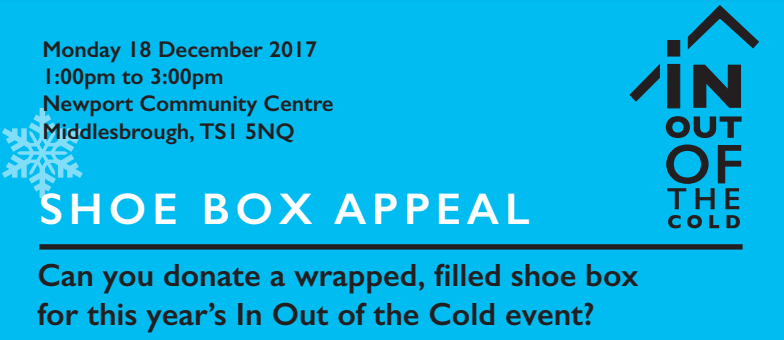 Event Offers Warmth and Support to those in Need