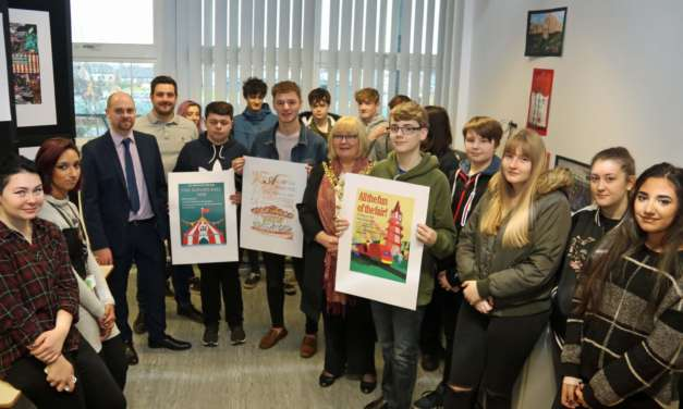 eye for detail wins student Mayor's Ball design competition