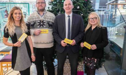 Three hundred five-year-olds received free theatre tickets to see Pinocchio at ARC in December