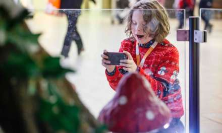 An 'appy' Christmas for intu Eldon Square shoppers