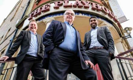 New Life Begins at 40 for Northumberland Theatre Company