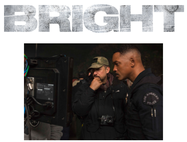 """""""Bright: The Action"""" – Will Smith in Netflix's Action-Packed Feature Film Bright – New Featurette"""