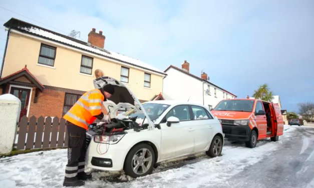 RAC warns of more snow and ice and a growing risk of potholes