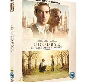 GOODBYE CHRISTOPHER ROBIN – OUT ON BLU-RAY & DVD – 26TH FEBRUARY
