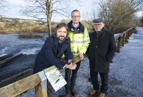 Fishing for answers on the River Tyne