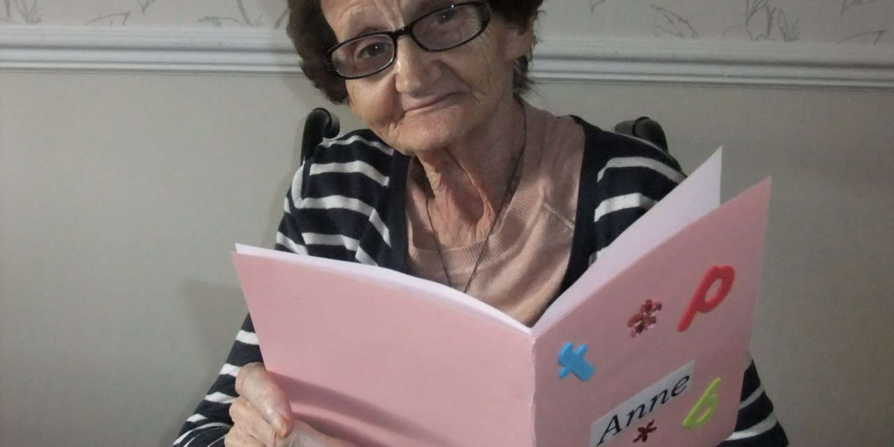 Elderly share fond memories for Storytelling Week