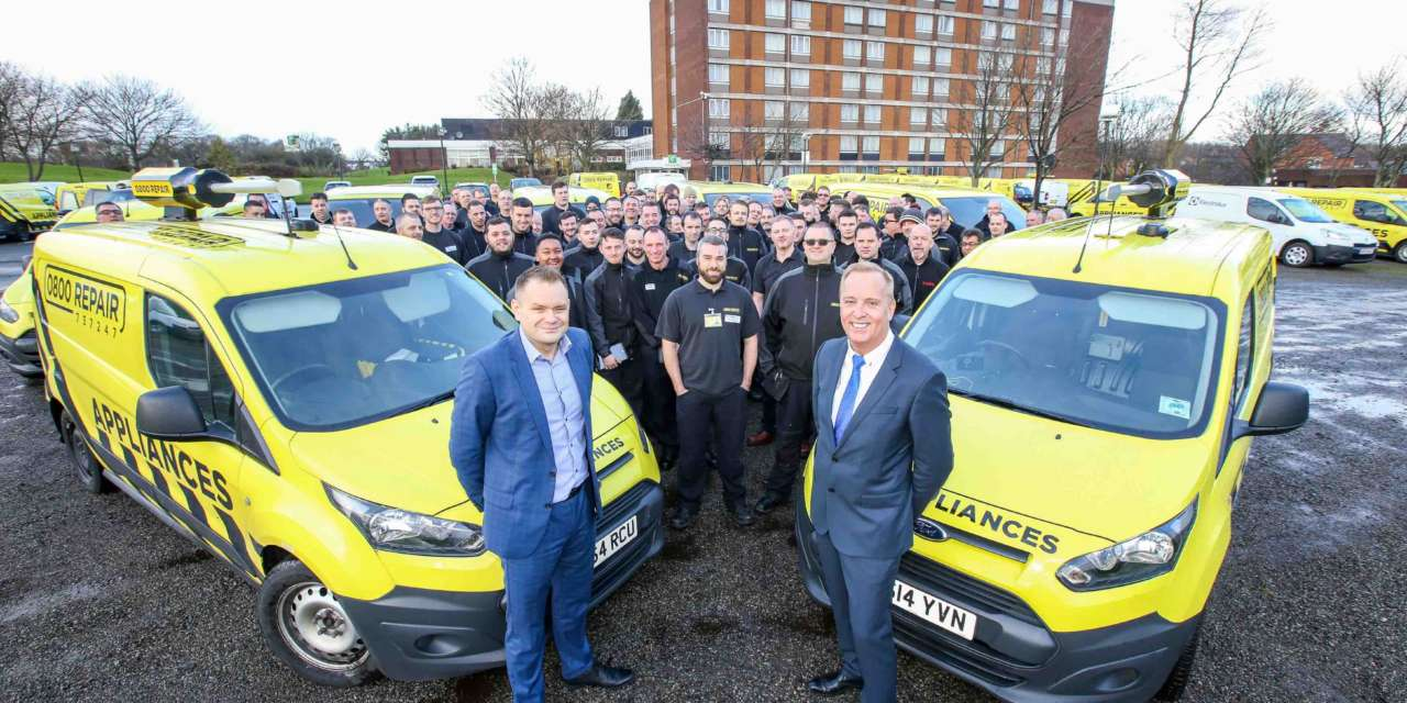 Repair firm expects further job creation after strong year