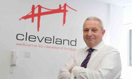 Cleveland Bridge UK Ltd to open new office in Newport creating up to 12 new jobs