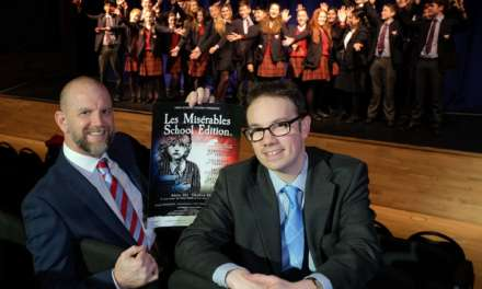 Teesside financial planners supports Yarm School pupils' Les Mis 'dream'