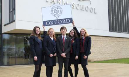 Yarm School students set for Oxford