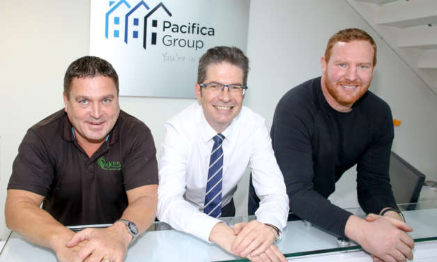 Oakes partnership to 'brighten up' Pacifica Group's future