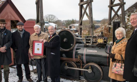 Honours for Beamish volunteers
