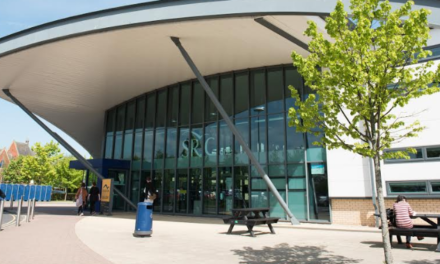 Ofsted success is another great result for Stockton Riverside College
