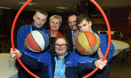 Sports Groups are all Winners in £20,000 Giveaway
