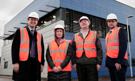 NETPark expansion supports growth and jobs for PragmatIC