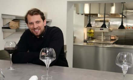 Top chef heads to Italy