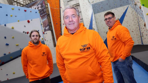 New climbing facilities on offer after £350k investment at ROF 59