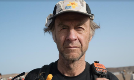 Sir Ranulph Fiennes OBE makes a date with Ramside