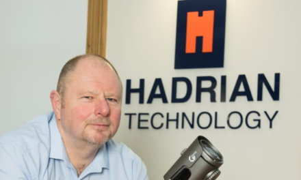 Hadrian Technology Strengthens Senior Team
