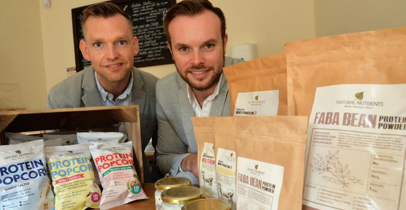 Dragons Den Duo Have an Appetite for Growth
