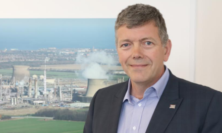 New Site Director for SABIC on Teesside
