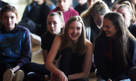 Gala lifts the curtain on dance and theatre classes