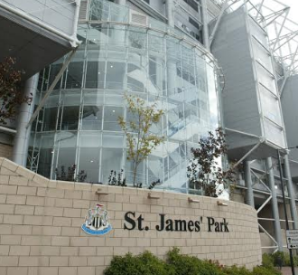 Mum's the word at St James' Park