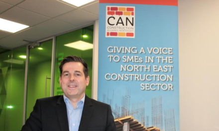 Construction lobbying group welcomes new chair