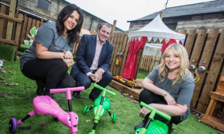 North East businesswomen transform disused farm building into new nursery
