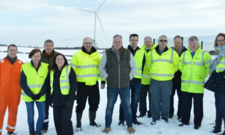 Green Electricity Generation Starts at Moor House Wind Farm
