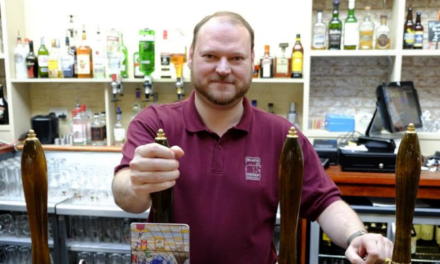 North Shields war hero Thomas Brown honoured with his own beer