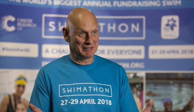 Swimmers Urged to take the Plunge for Charity as Two Cancer Charities join Forces