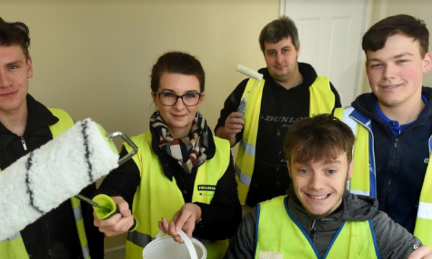 """""""Charity-backed apprenticeship has changed my life"""""""