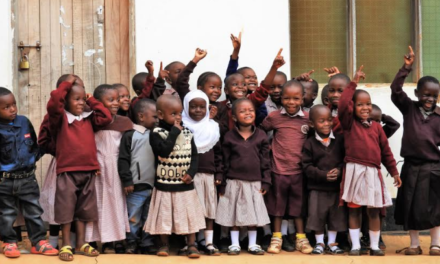 New report highlights overseas impact of North East based children's charity