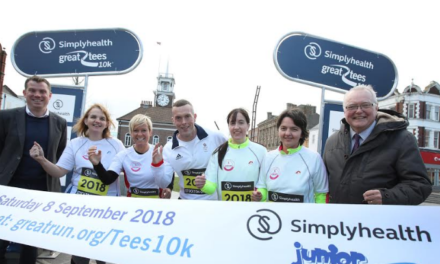 Stockton-on-Tees to Host Brand New 'SimplyHealth Great Tees 10k' Event