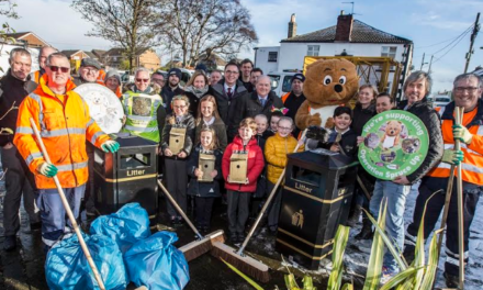 Spruce Up arrives in Coundon