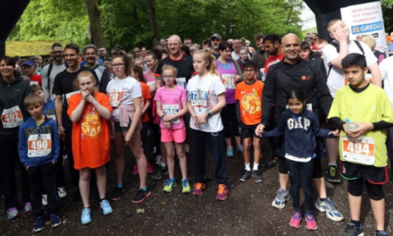 Appeal for volunteers as Children's Cancer Run celebrates 35th year