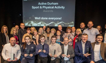 Winners celebrated at Active Durham Sport and Physical Activity Awards