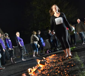 Are you brave enough to tackle fire and ice for a worthy cause?