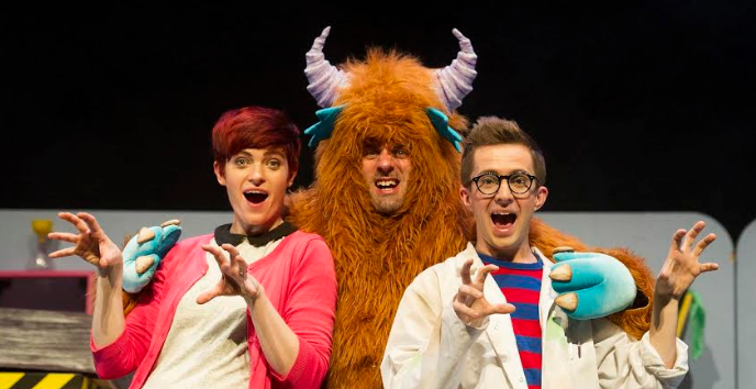 Get creative to win tickets to Gala family show