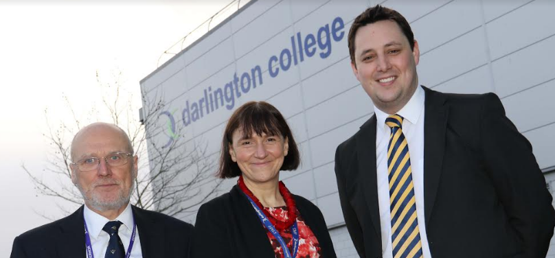 College boosts health and wellbeing