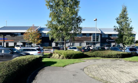 Tyneside office park sold for £1.31m