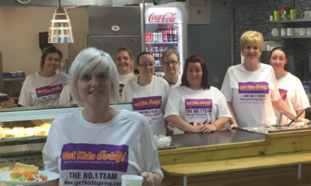 Middlesbrough Town Centre Café Manageress to Tackle First Marathon
